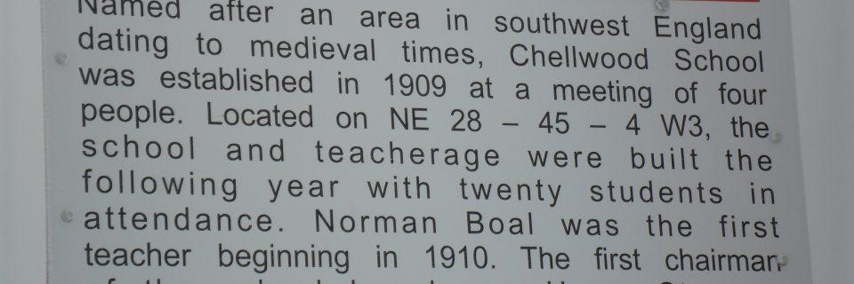 16 Chellwood School (No. 2480)