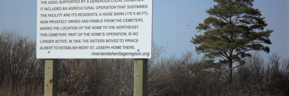 24 St. Joseph Home Cemetery